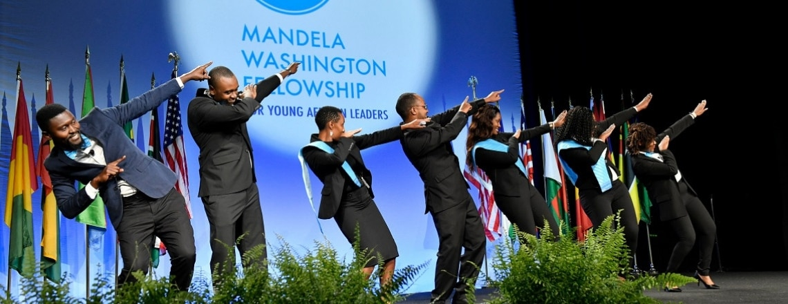 YALI 2019 Mandela Washington Fellowship Recruitment Now Open Through October 10, 2018
